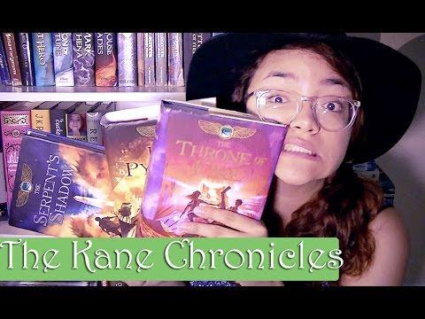 The Kane Chronicles | BOOK TALK