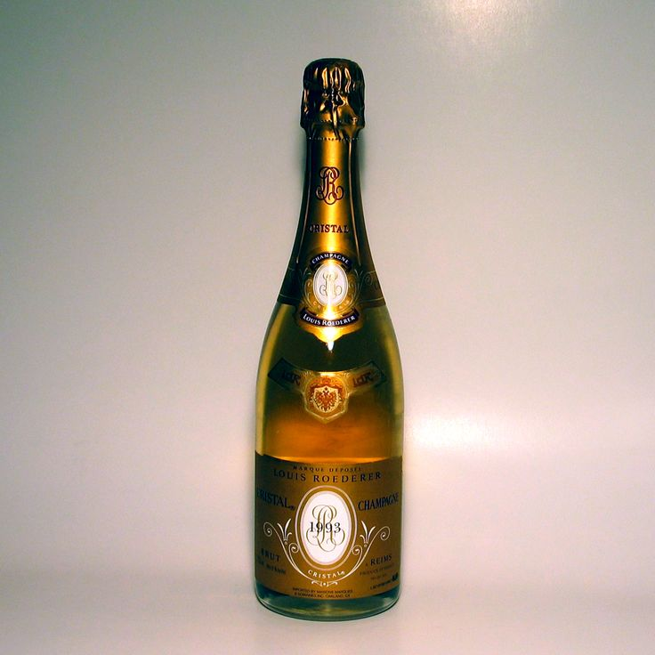 Louis Roederer Cristal Champagne....