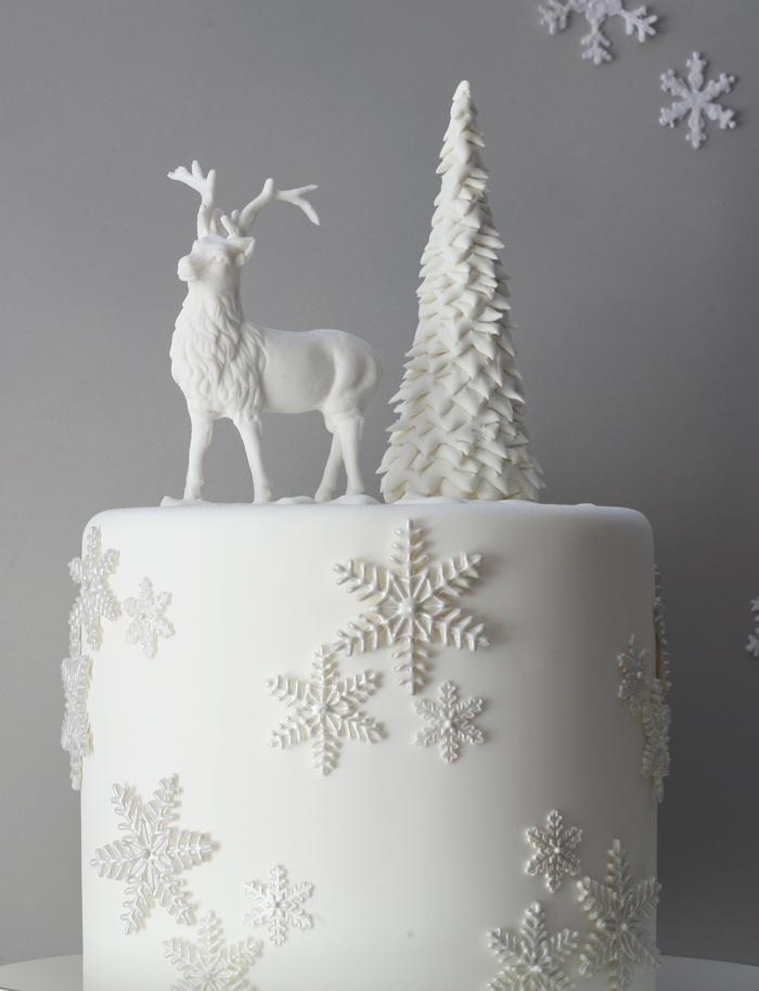 francisca neves - christmas - christmas cake