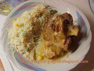 Τα φαγητά της γιαγιάς - Αρνί ψητό της κατσαρόλας