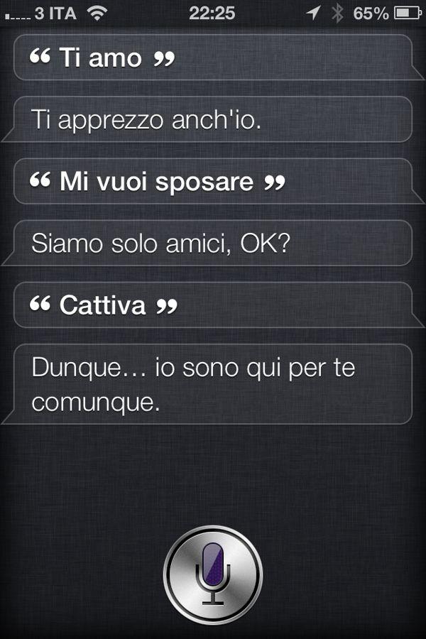Siri iphone 5 | Le risposte curiose e divertenti di Siri - Yahoo Lifestyle Italia