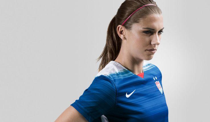 Maillot USA 2015 en football féminin