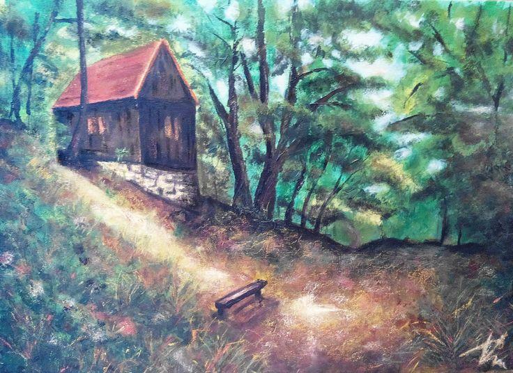 """2015. októberében megrendezésre került a Valdor Art """"Pálcikaembertől a portrérajzolásig"""" című kiállítása, melyen tanulóink munkáit mutattuk be. Ezt a csodás alkotást is a kiállításra szánta az alkotója! Ha Te is szeretnél ilyen profi szinten rajzolni, akkor látogass el weboldalunkra, és válogass kedvedre élő és online tanfolyamaink közül! A képet készítette: Ványa Kallai Mirtill www.valdorart.hu"""