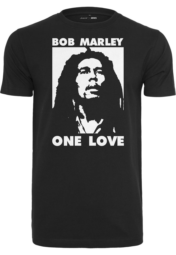 Bob one Love Tee-MT356