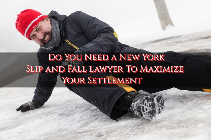 You need a #lawyer who has handled hundreds if not thousands of #SlipAndFallAnjury claims to accurately assess the value of damages. Second, the defendant's attorney or their #insurance company will almost always try to prove that you were partially or mostly at fault for the accident in order reduce or get rid of your claim.