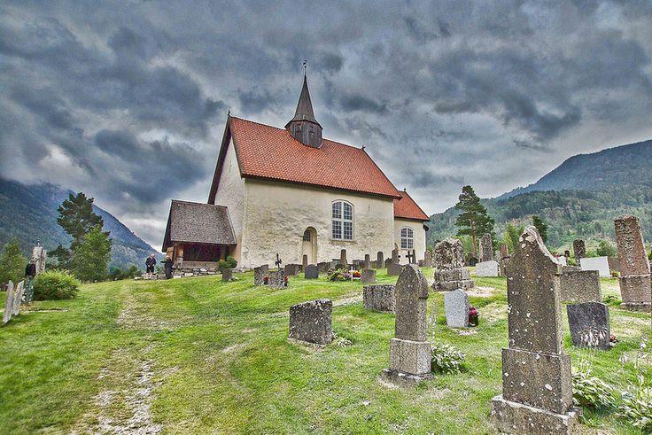 Seljord church