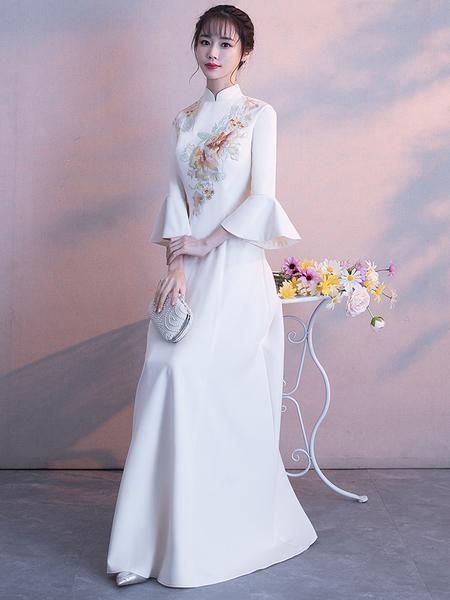 Korean Fashion Evening Dresses