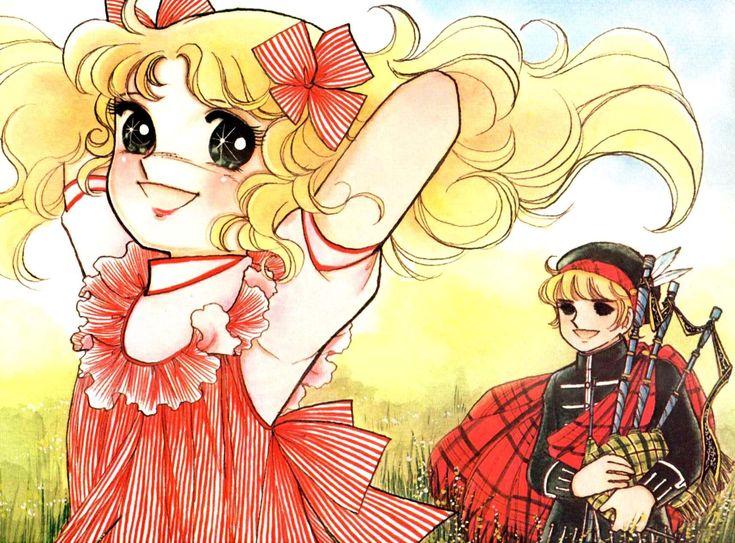 Candy Candy - Yumiko Igarashi