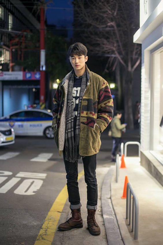 Street style \ Tokyo nights
