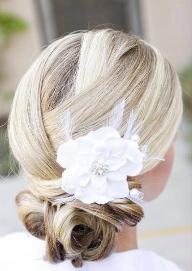 Wedding hair hairstyle Find us on: www.greatlengths.pl & www.facebook.com/GreatLengthsPoland wedding hair