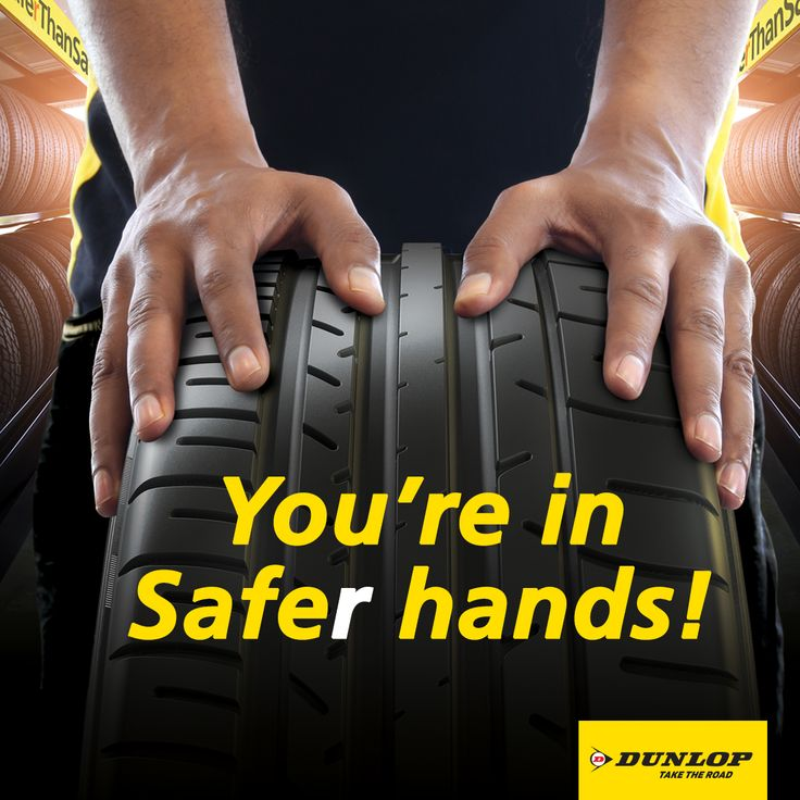 When it comes to safety, tyres are one of the most important parts of your car. With Dunlop, you're #SaferThanSafe