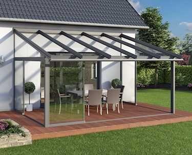 the 25+ best ideas about terrassenüberdachung aluminium on, Terrassen ideen