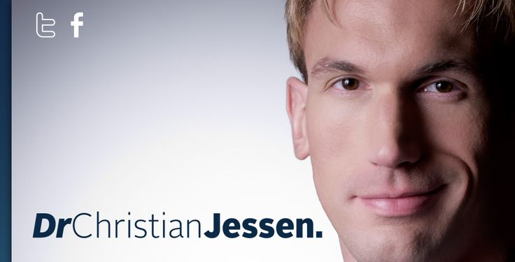 Welcome to the Official website of Dr Christian Jessen