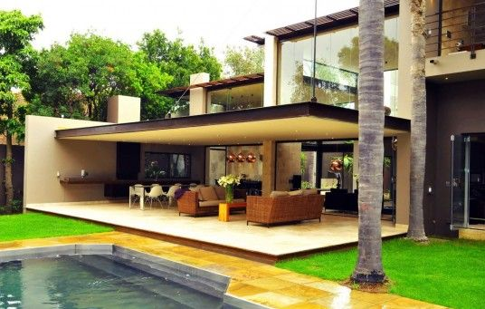 Awesome Small Terrace Design