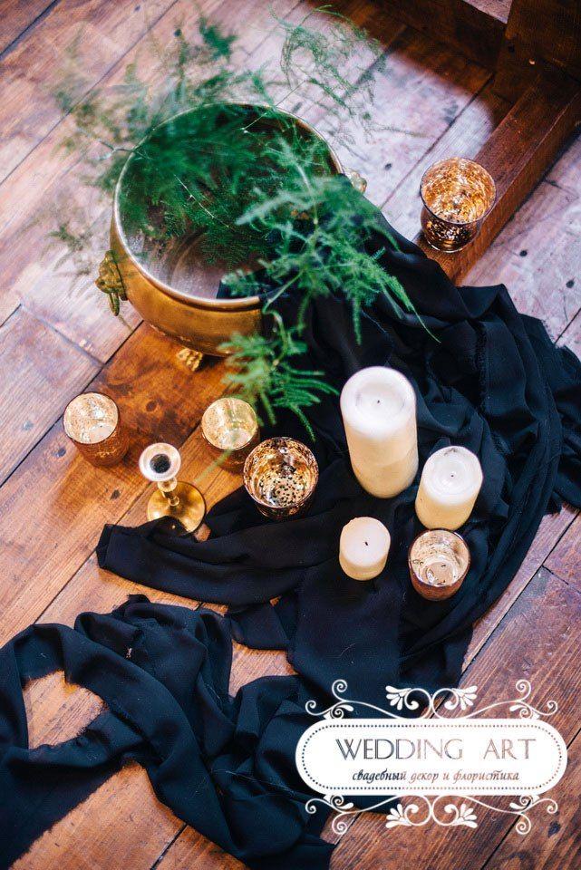 НАША РАБОТА. Workshop Black&Gold Юлии Сухаревой | 81 фотография
