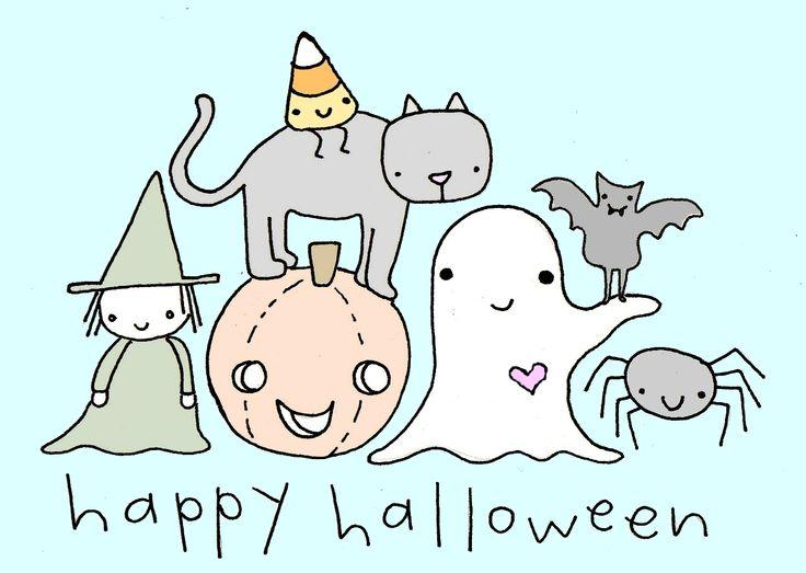 cute halloween - Google Search