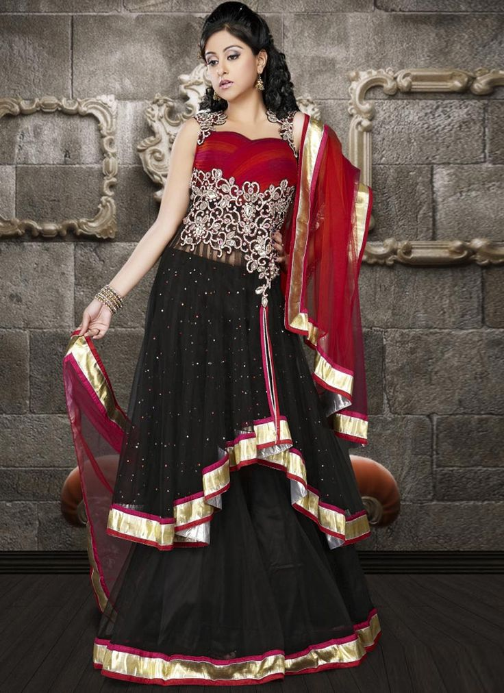 ghangra choli weddings | Ghagra With Long Choli Wallpaper Photos Pictures Pics Images 2013