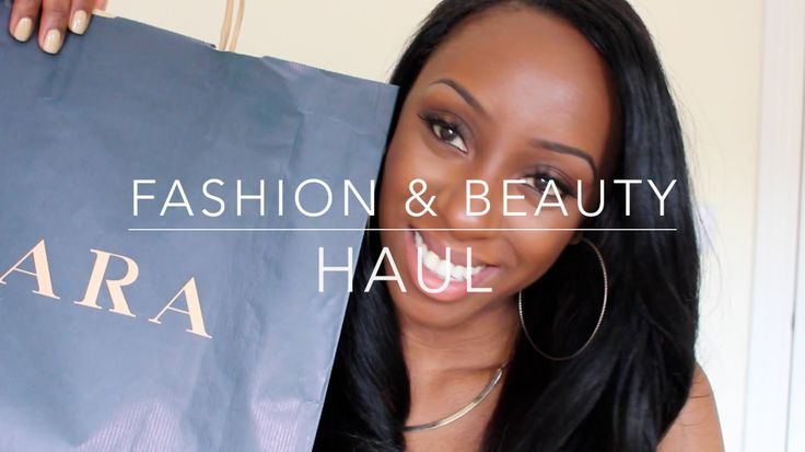 Fashion & Beauty Haul | Zara, House of Fraser, Boots, H&M