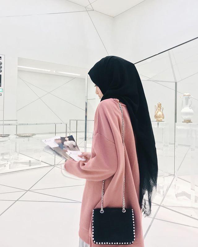 Tutorial Hijab Shirin Al Athrus Id Lif Co Id