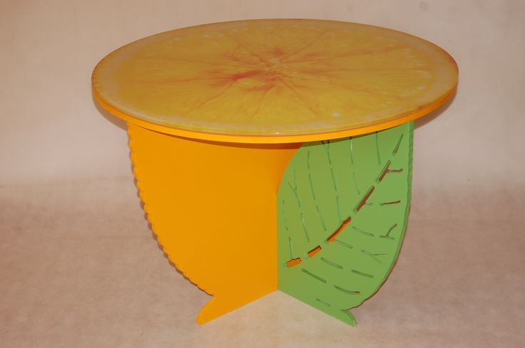 My name is CITRONETA. I was born in FICASSO. Furniture from imagination. More on....ficasso.eu