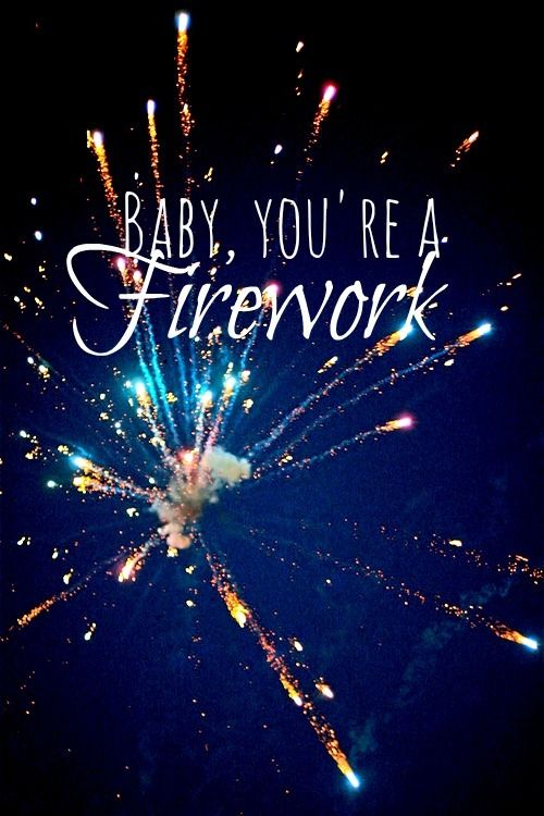 firework and katy perry Bild