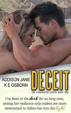 TEASER: DECEIT by Addison Jane & K E Osborn | Kindle Friends Forever