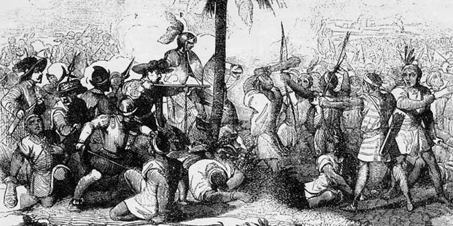 El Tratado o Capitulación de Acobamba fue un acuerdo de paz entre el inca Titu Cusi Yupanqui y la Corona Española, firmado el 24 de agosto de 1566.