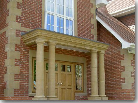 Cast stone quoin available from procter cast stone at for Brick quoin detail