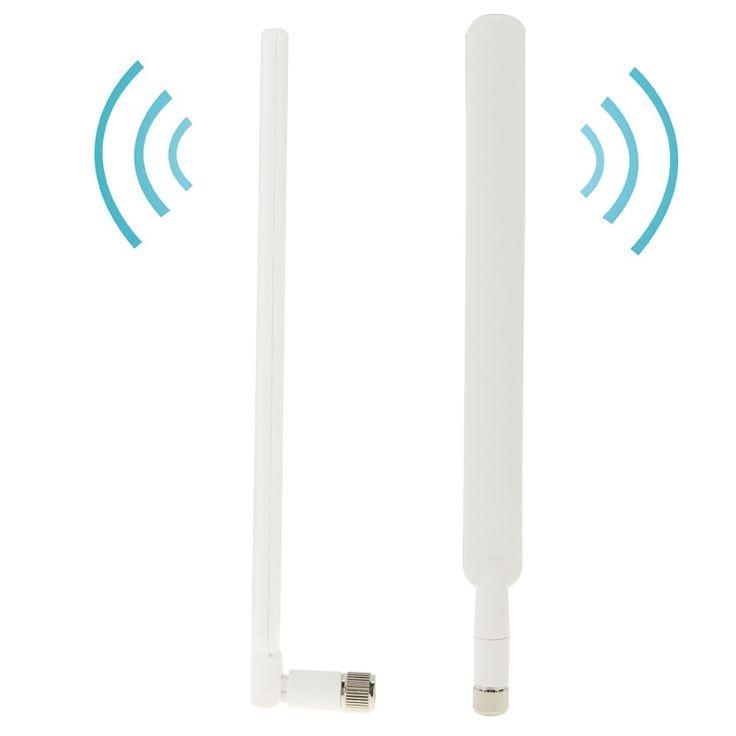2 шт. Новый Высокое Качество 5dBi SMA Мужской 4 Г LTE Huawei Маршрутизатор Антенны (2 шт. в одной упаковке)