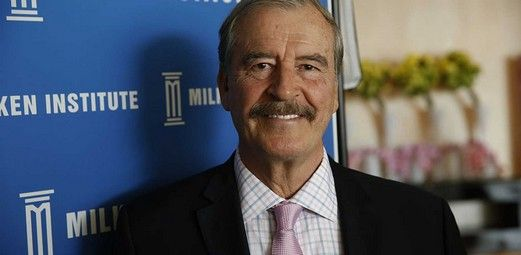 Again: Vicente Fox To Trump: 'I Am Not Paying For That F***** Wall' - http://conservativeread.com/again-vicente-fox-to-trump-i-am-not-paying-for-that-f-wall/