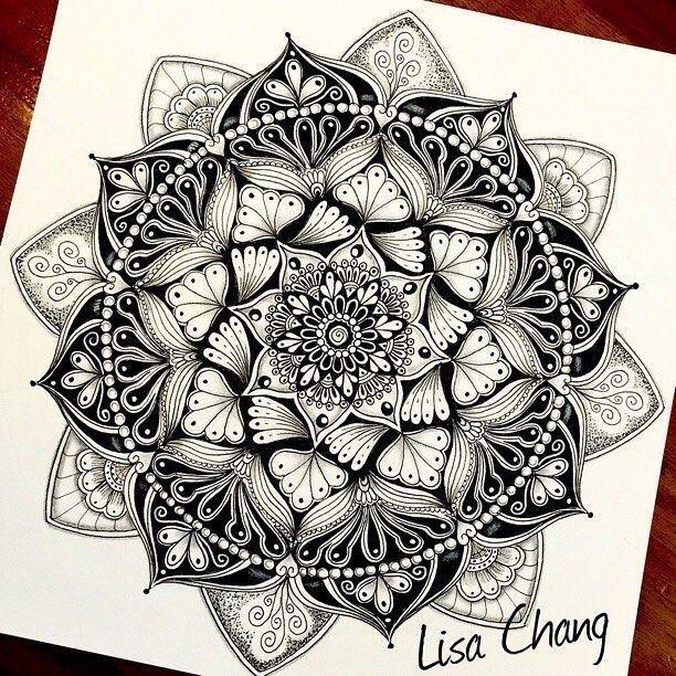 40 Beautiful Mandala Drawing Ideas Inspiration Brighter Craft Mandala Drawing Mandala Tattoo Mandala Design Art