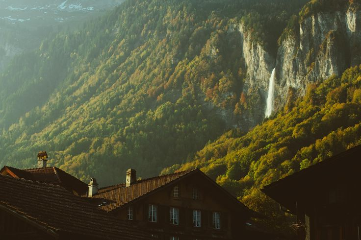 Waterfall by Tomáš Hudolin on 500px