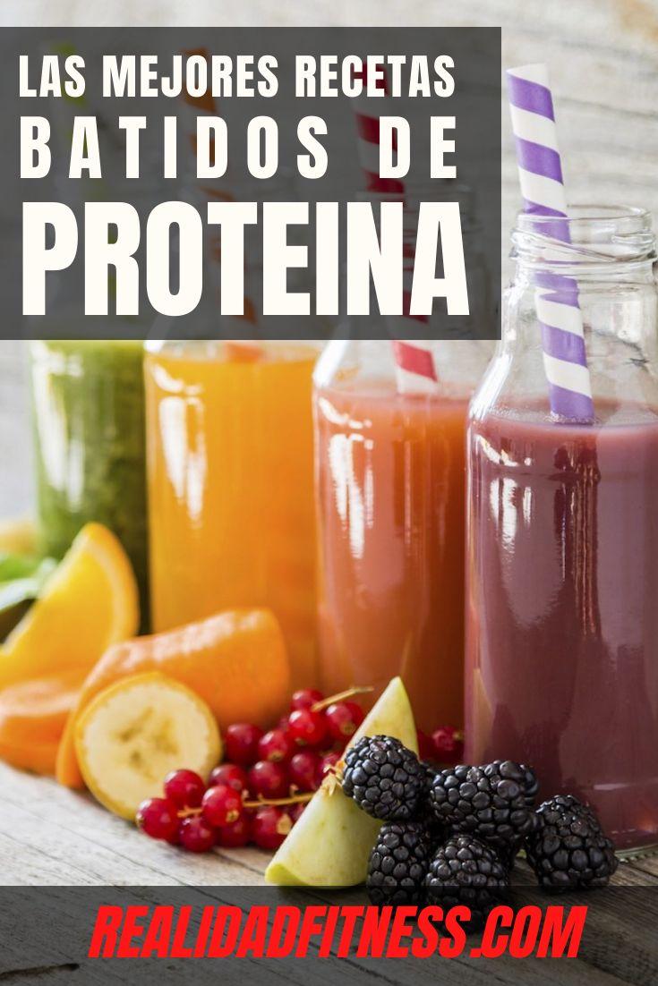 Los batidos de proteína son realmente útiles, SIEMPRE Y CUANDO los sepas hacer, y eso será en función de tus objetivos. En esta guía con una gran variedad de recetas, te indicamos cómo puedes preparar tu batido de proteina de la mejor manera. #proteina #batidodeproteina #suplemento #nutricion #salud Cereal, Breakfast, Food, Protein Shake Recipes, Banana Milkshake, Almond Milk, Best Recipes, How To Prepare Oatmeal, Frozen Strawberries
