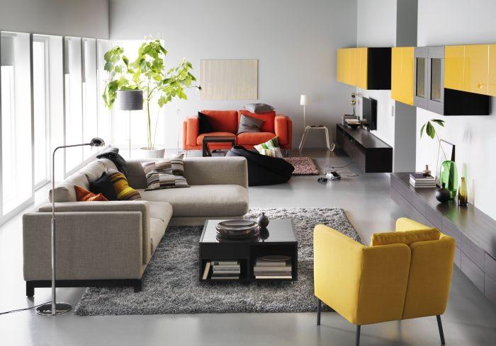 NOCKEBY zitbank | #IKEA #interieur #bank #woonkamer #stoel