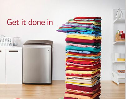 """@Behance portfolio: """"LG: All Done In 1"""" http://be.net/gallery/44576115/LG-All-Done-In-1"""