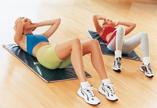 Consejos para obtener un abdomen plano rápidamente