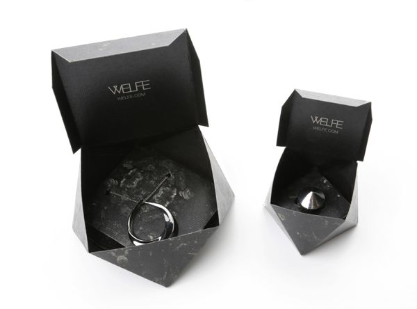 Welfe Jewelry by Aveline Gunawan (Student Work) on Packaging of the World - Creative Package Design Gallery