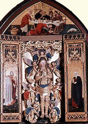 Lucas Moser  Magdalene Altar  1432