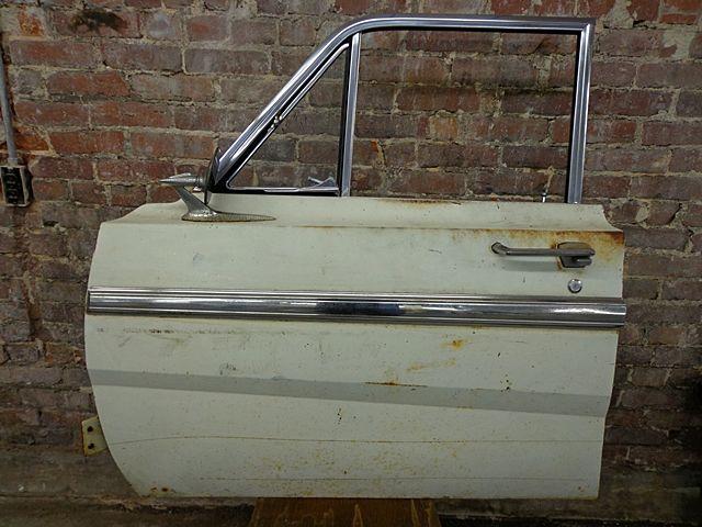 1965 Ford Fairlane 4 Dr Sedan Left Front Door Parts Fairlane