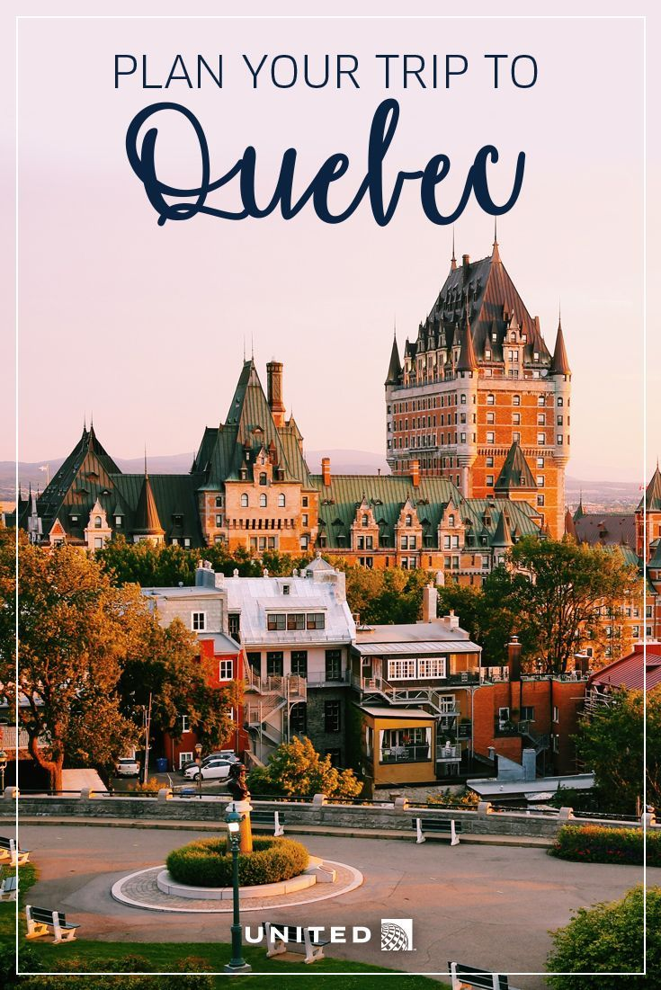 Quebec City A Taste Of France In 2020 Canada Travel Guide
