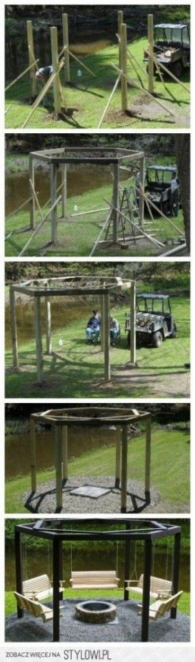 This is so cool! I don't need one this big, but love the idea...