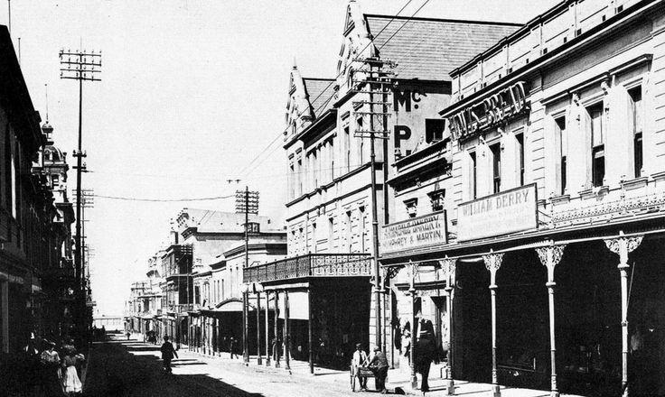 Plein Street, 1910
