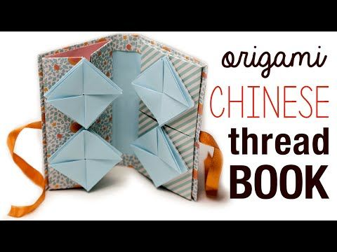 Image result for chinese thread book tutorial
