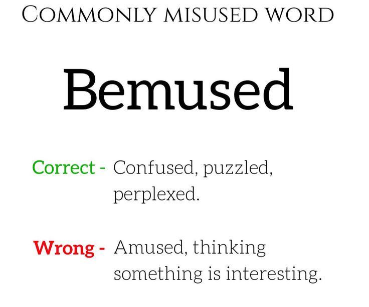 Bemused English vocabulary Kim Griffiths (@EnglishESLKim) on Twitter