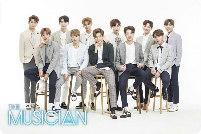 Wanna one for the musician