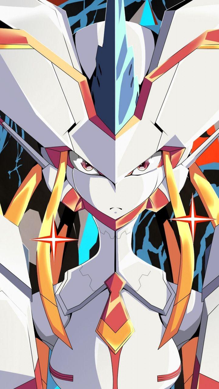 Strelitzia Darling In The Franxx Anime 720x1280 Wallpaper Com