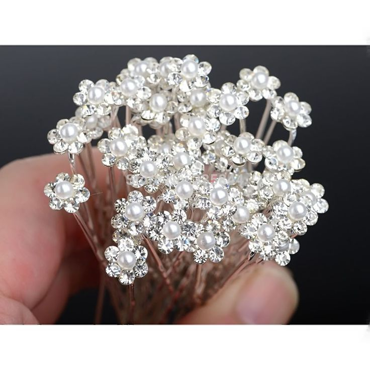 A28 20pcs/Lot Silver Crystal Hair Pins Rhinestone Clips Baby White Pearl Hair Jewelry Accessories Bridal wedding jewelry H6567 P - http://jewelryfromchina.com/?product=a28-20pcs-lot-silver-crystal-hair-pins-rhinestone-clips-baby-white-pearl-hair-jewelry-accessories-bridal-wedding-jewelry-h6567-p