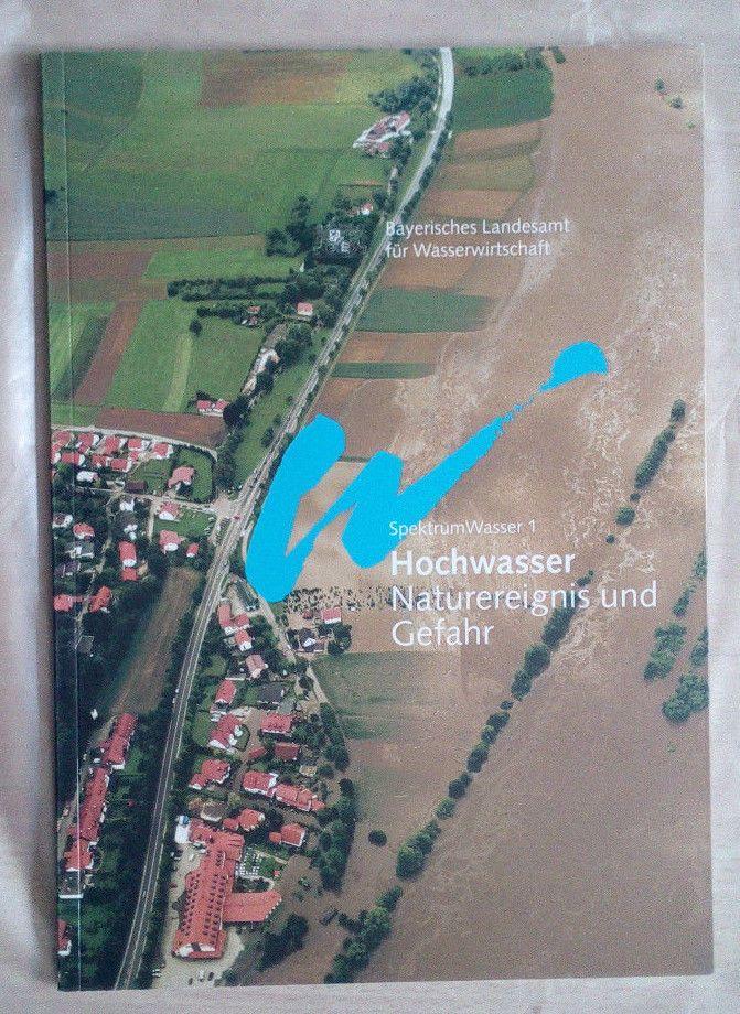 """Buch! """" Spektrum Wasser 1 /  Hochwasser """" ! NEU !"""