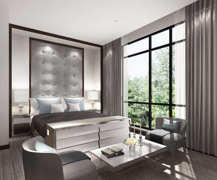 Bedroom Design Normal Bedroom Sets Malaysia Black Bedroom Furniture Sets Bedroom Sets Aarons: New Zero-Lot Bungalow For Sale At The Rise, Selangor From