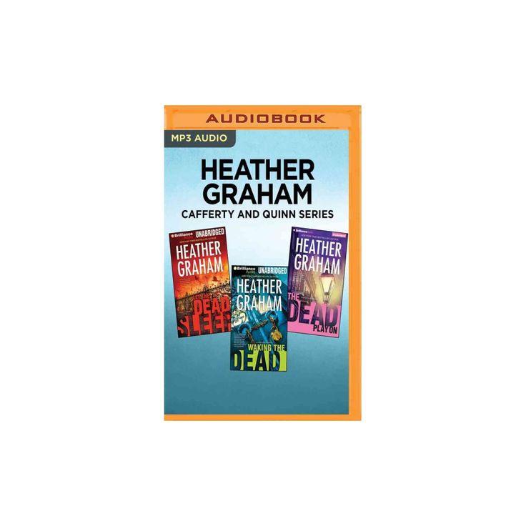 Let the Dead Sleep / Waking the Dead / the Dead Play on (MP3-CD) (Heather Graham)